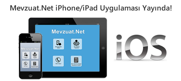 Mevzuat.Net IOS Uygulaması